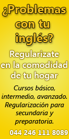 Problemas con tu inglés