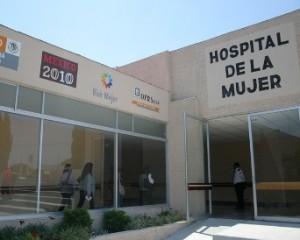 hospital mujer