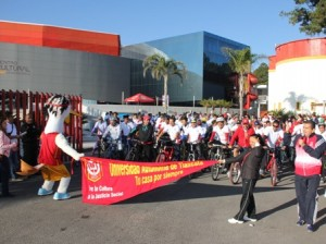 1er Paseo Ciclista 2