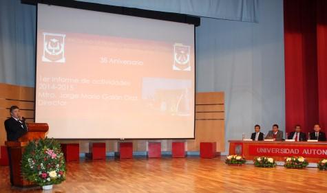 Informe Director Facultad de Trabajo Social