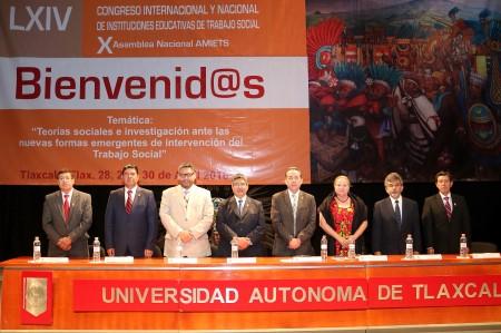 UAT Congreso de Trabajo Social