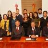 Exitoso programa de movilidad internacional de la UAT